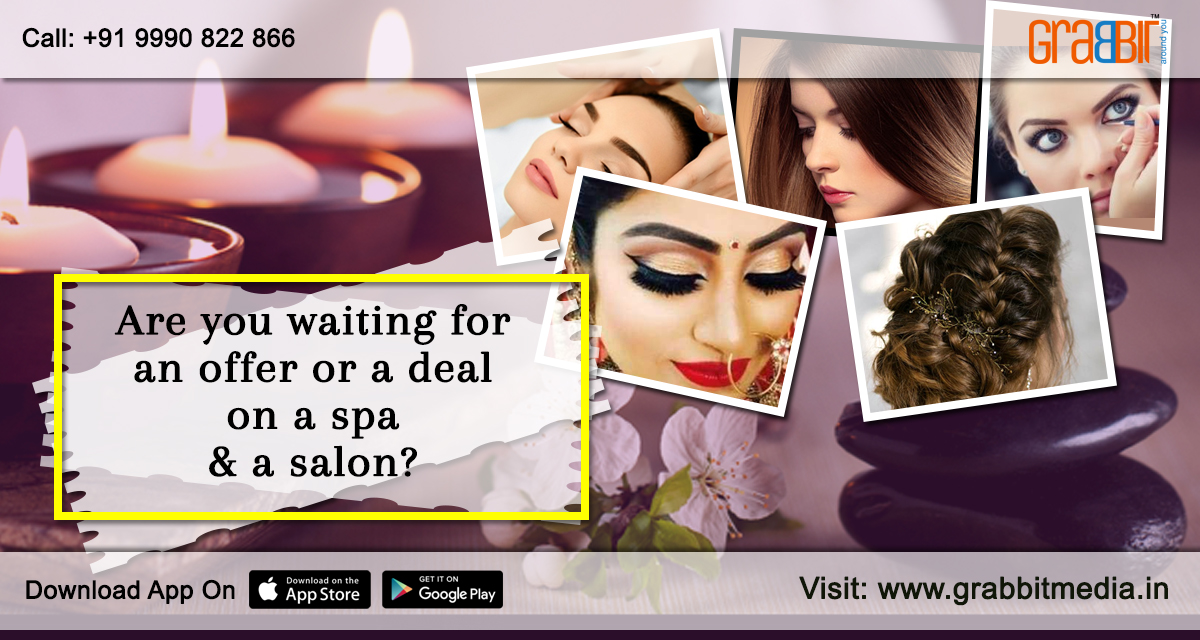 Are you waiting for an offer or a deal on a spa & a salon