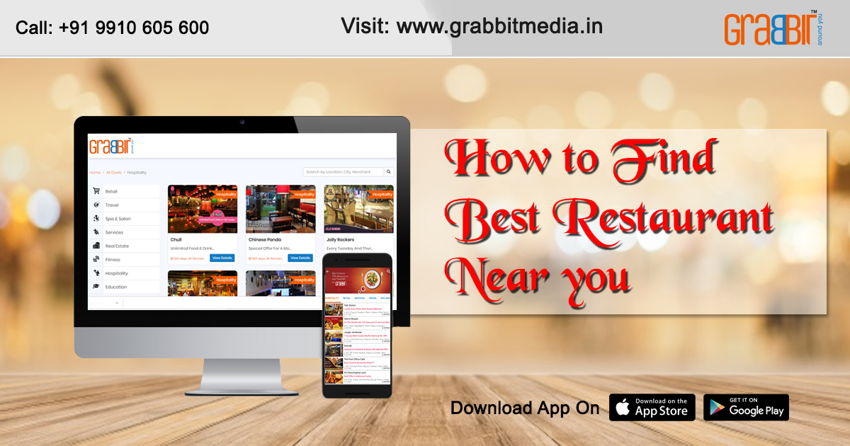 How to Find Best Restaurant Near you