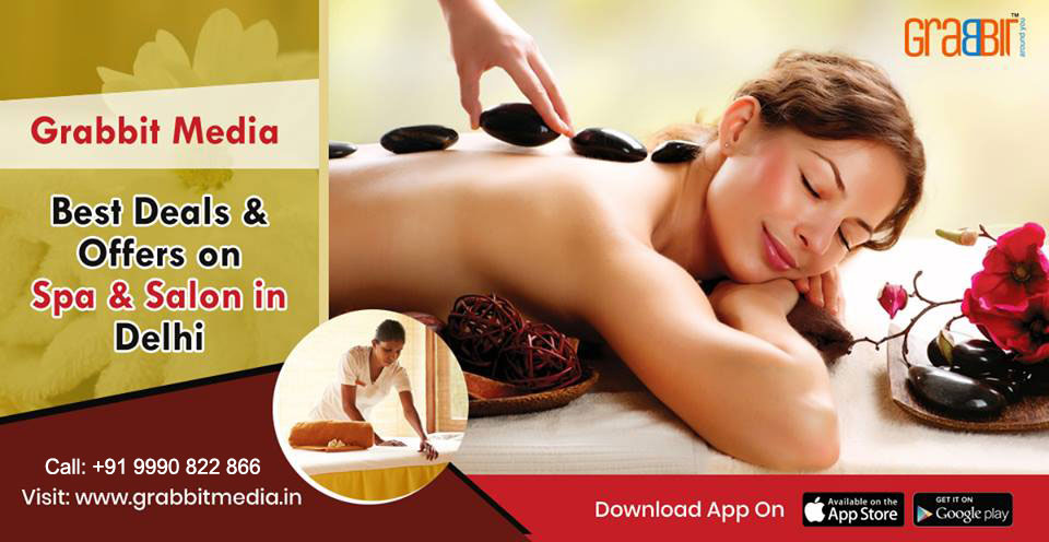 Spa and Salon in Delhi