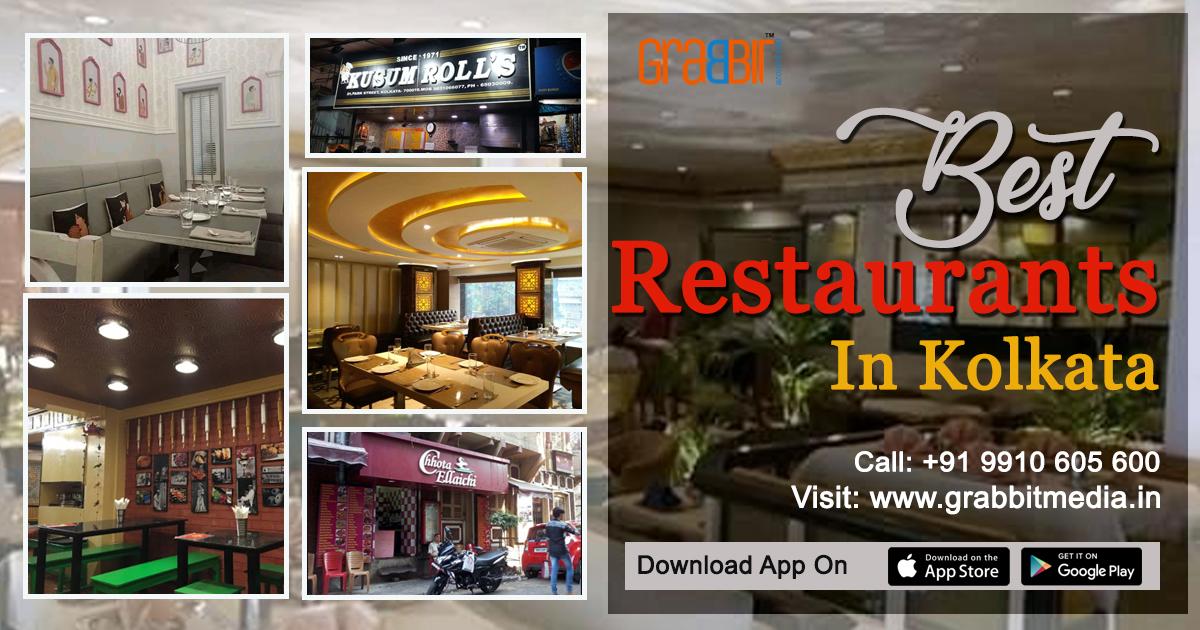 Best Restaurant in Kolkata