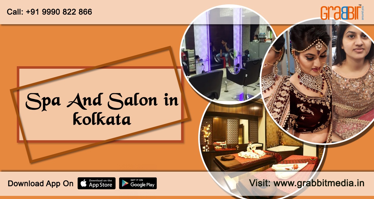 Spa and Salon in Kolkata