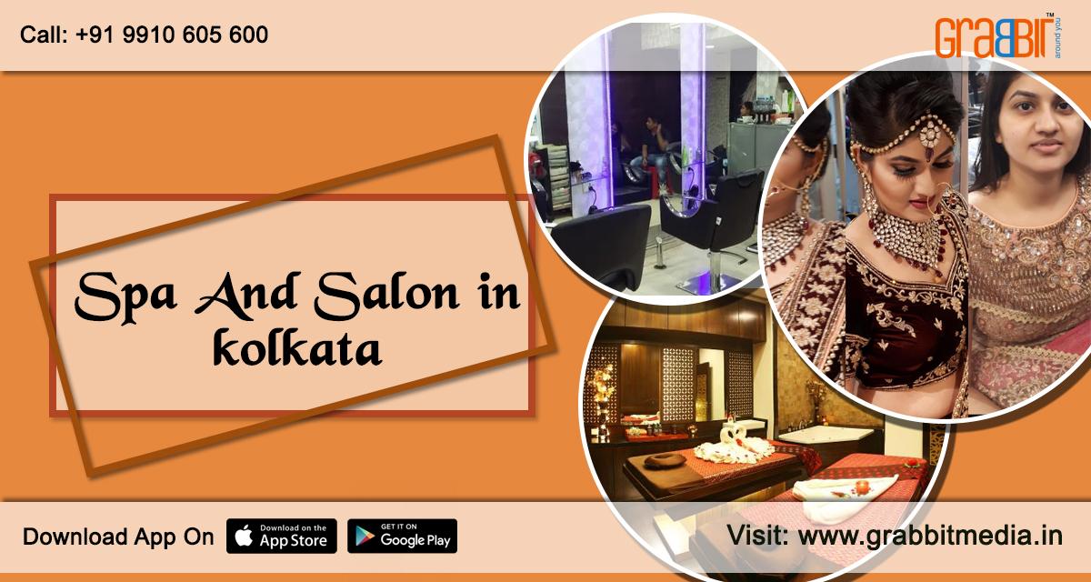 Spa and Salon in Kolkata