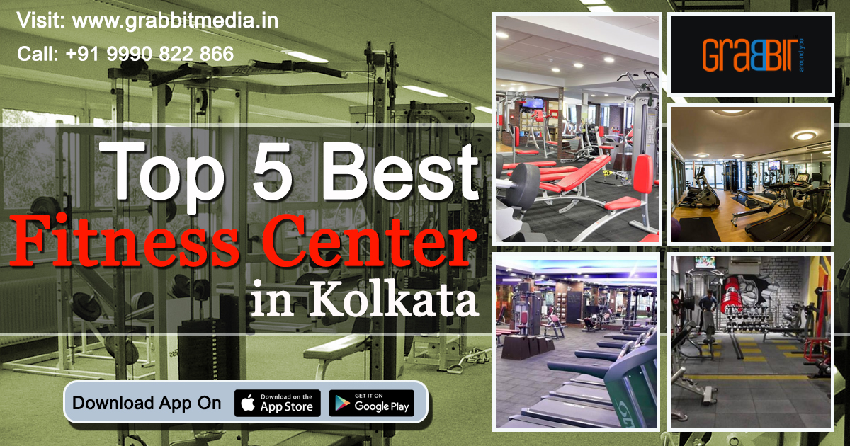 Top 5 Best Fitness Center in Kolkata