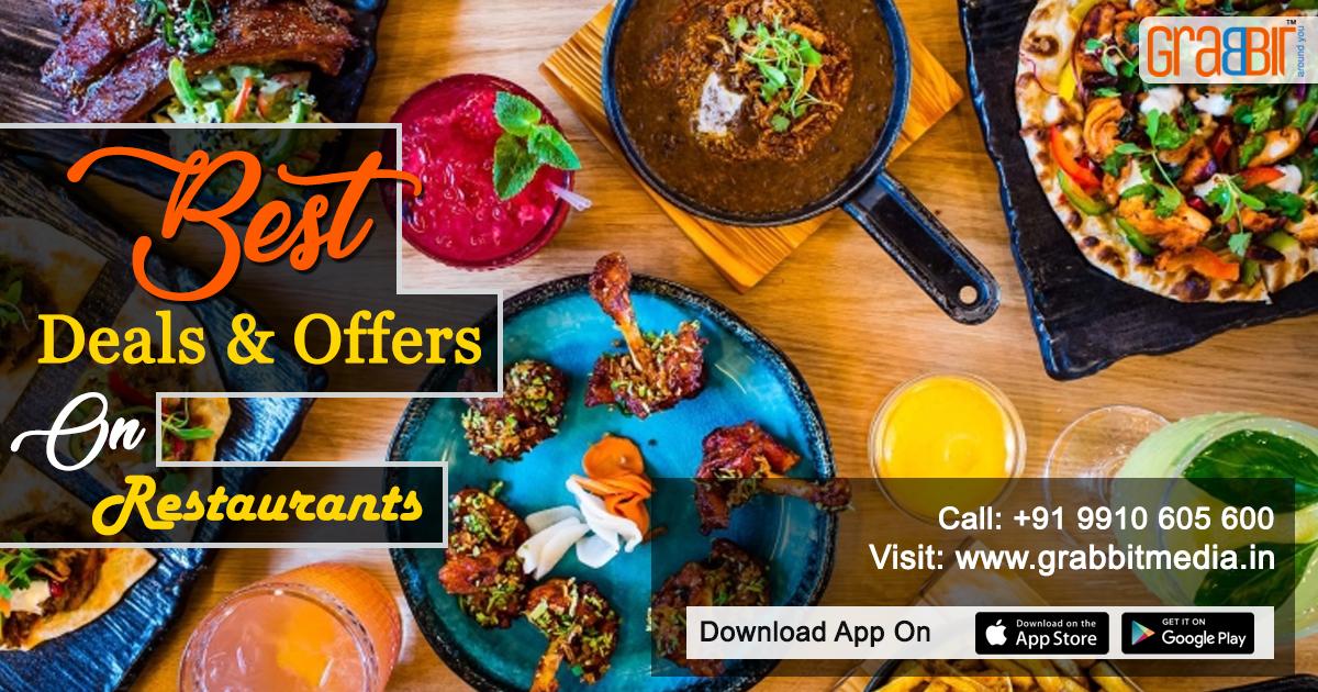 Best Deals & Offers on Restaurants