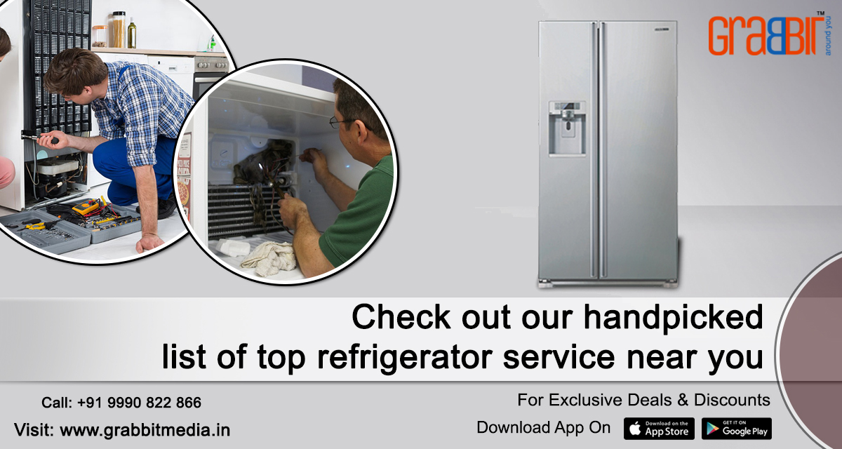 Check out our handpicked list of top refrigerator service near you
