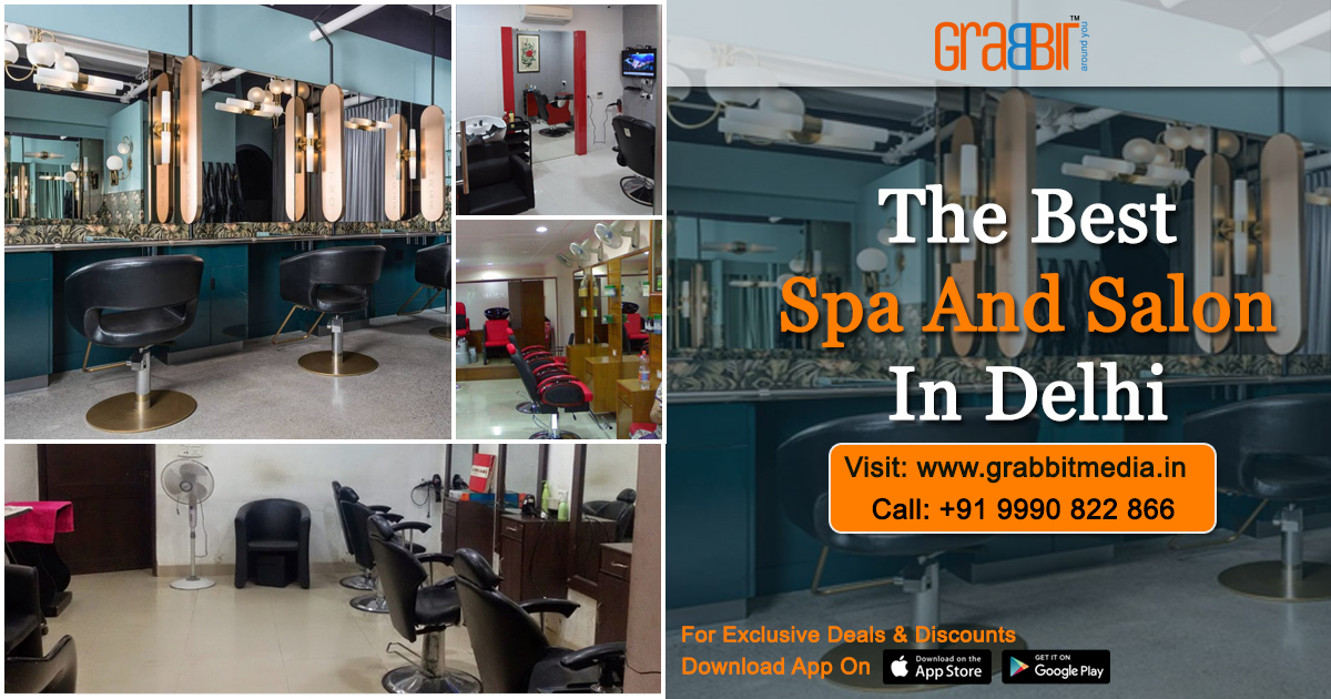 The Best Spa and Salon in Delhi