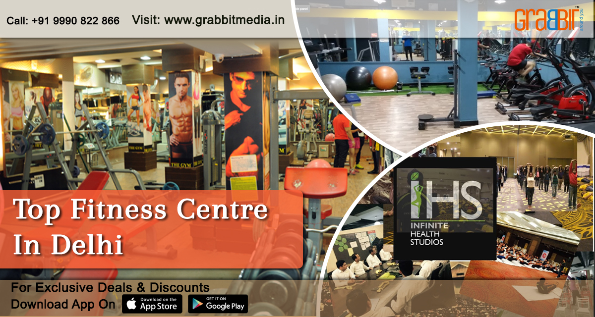 Top Fitness Centre in Delhi