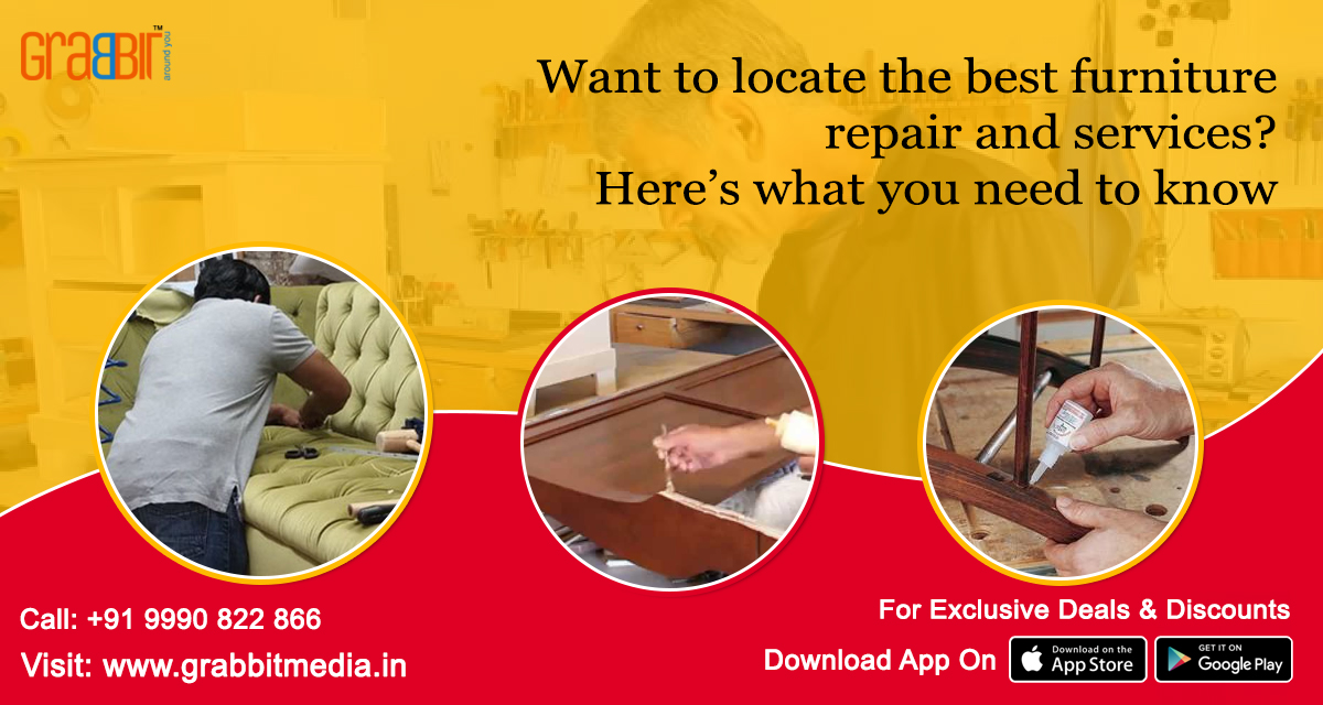 Want to locate the best furniture repair and services Here's what you need to know