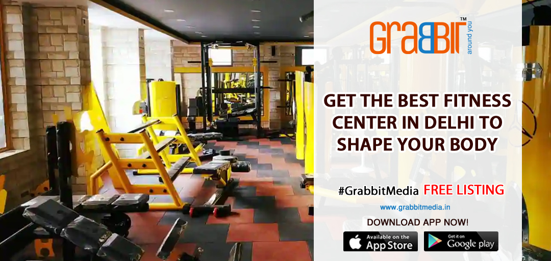 Get the best Fitness Center in Delhi To Shape Your Body