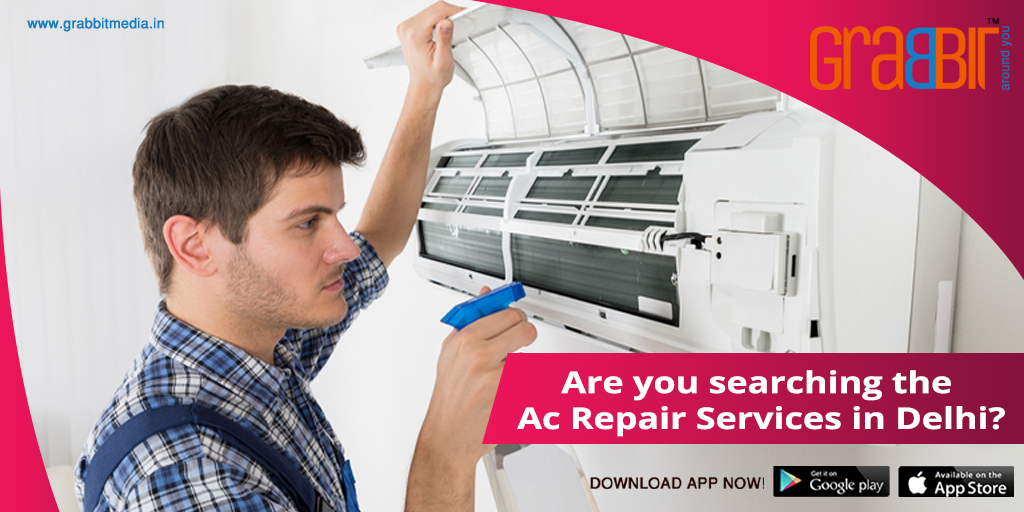 Are You Searching the AC Repair Services in Delhi