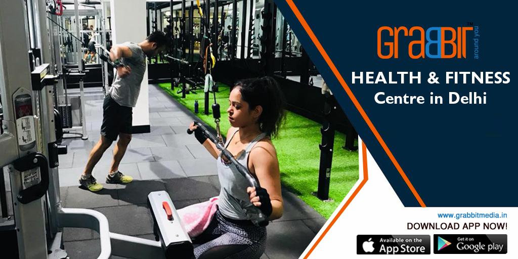 Health and Fitness Centre in Delhi