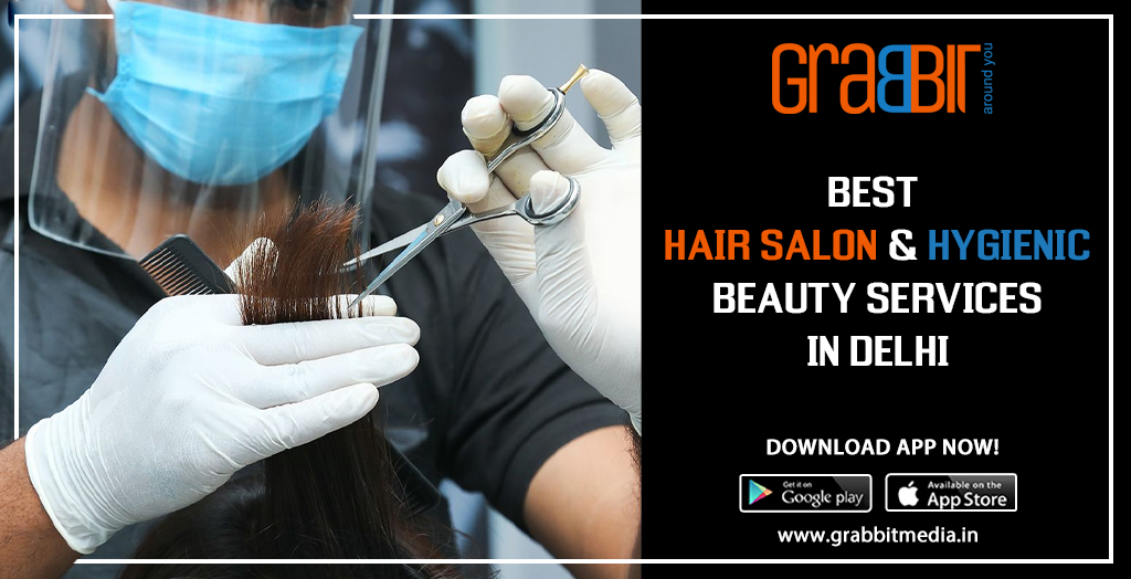 Best Hair Salon and Hygienic Beauty Services in Delhi