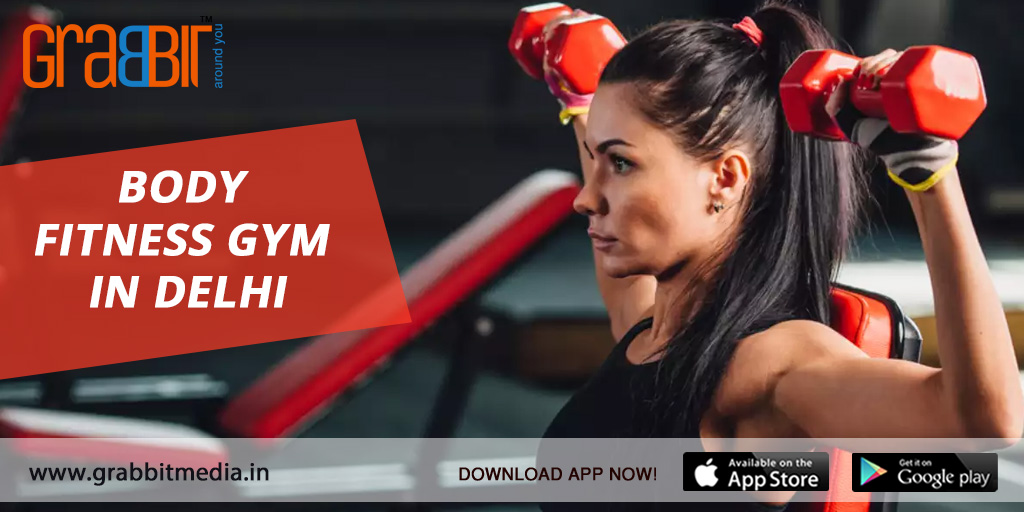 Body Fitness Gym in Delhi with Premium Services