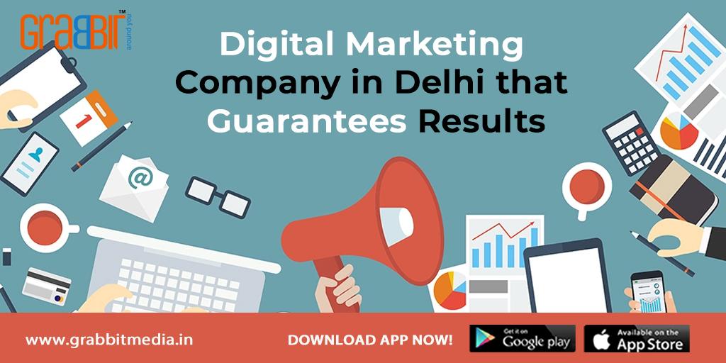Digital Marketing Company in Delhi that Guarantees Results