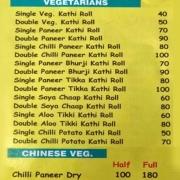 Khan s Kathi Roll