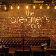 The Foreigner Cafe