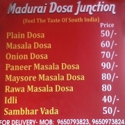 Madurai Dosa Junction