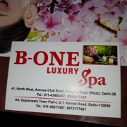 B One Luxury Spa