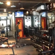 The Iran Club Gym