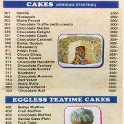 Mr. Baker's The Cake Shop