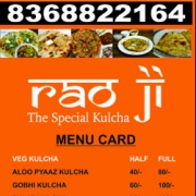 Rao Ji The Special Kulcha