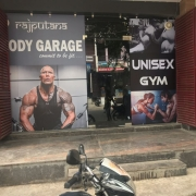 Body Garage Unisex Gym