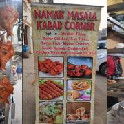 Namak Masala Kabab Corner