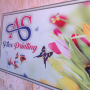 AS Flex Printing And Advertisi