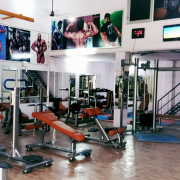 The Real Fitness Gym