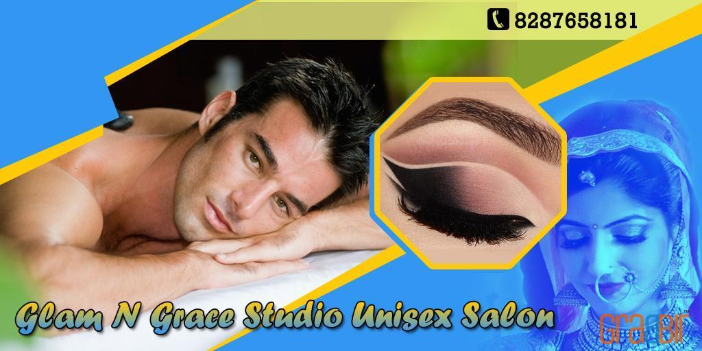 Glam N Grace Studio Unisex Salon