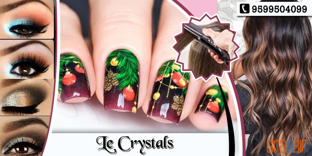 Le Crystals