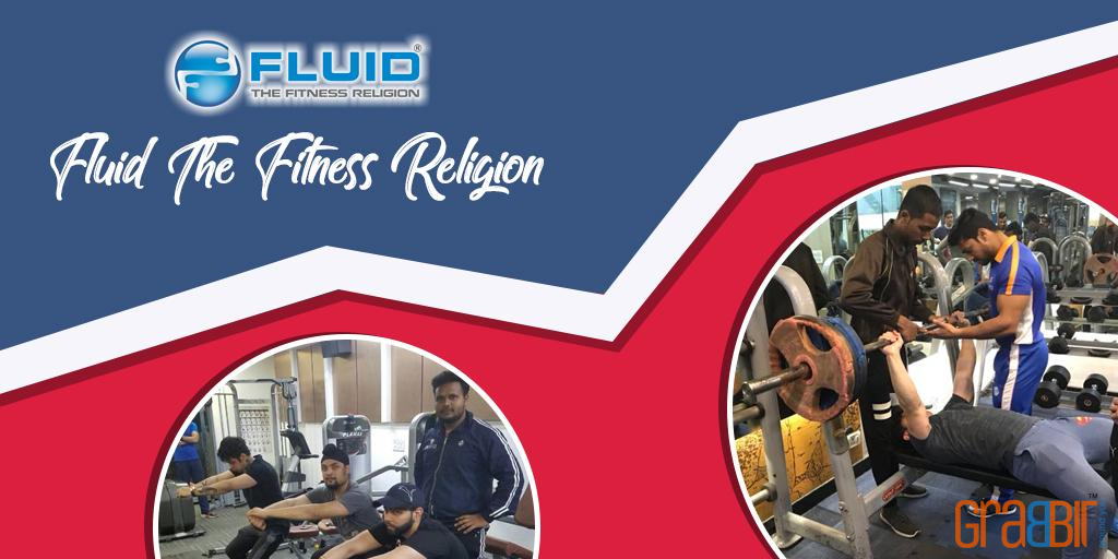 Fluid The Fitness Religion