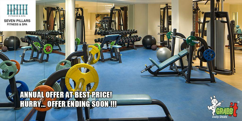 Seven Pillers Fitness & Spa