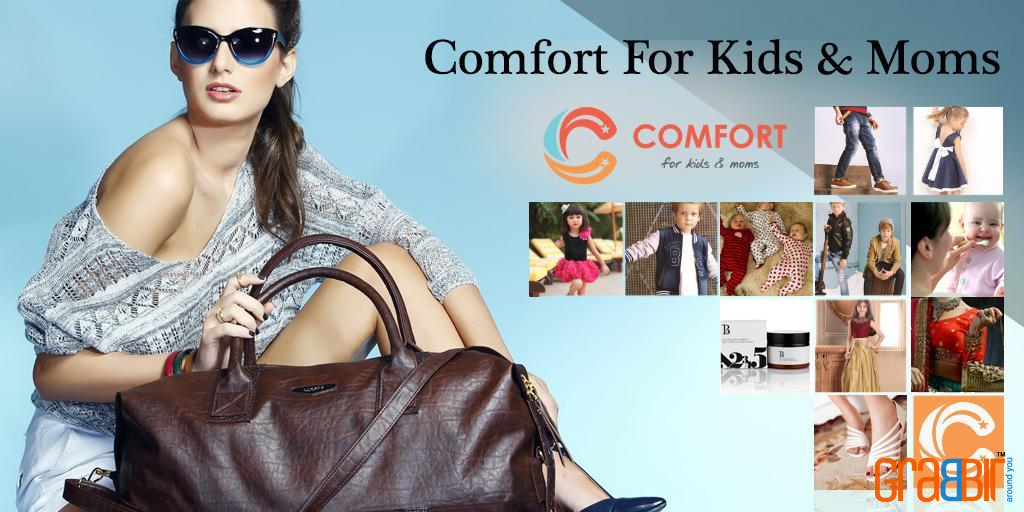 Comfort For Kids & Moms