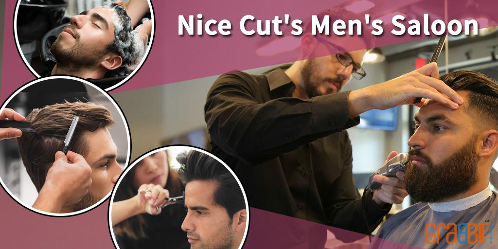 Nice Cut's Men's Saloon
