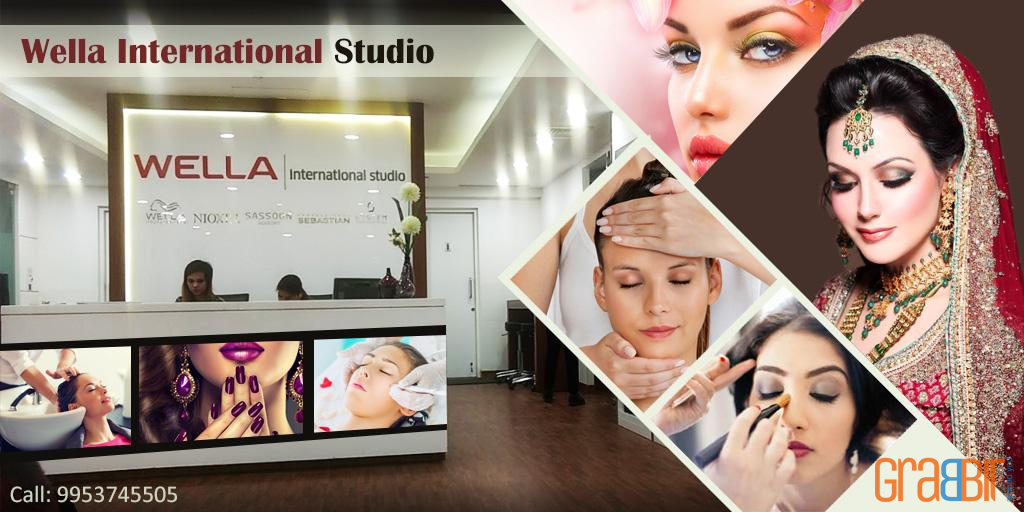 Wella International Studio