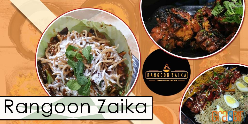 Rangoon Zaika