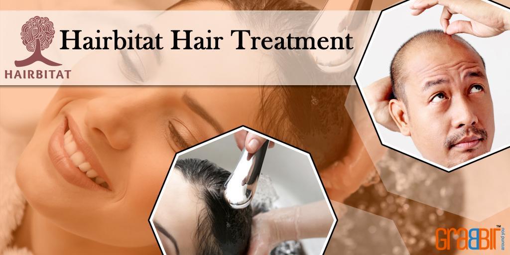 Hairbitat Hair Treatment