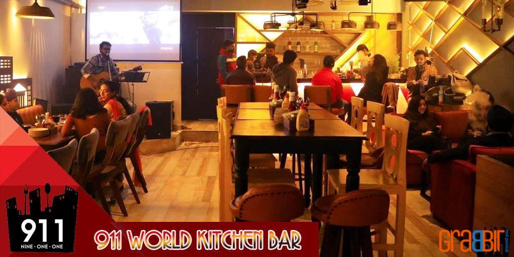 911 World Kitchen Bar