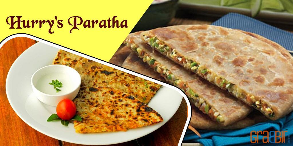Hurry's Paratha