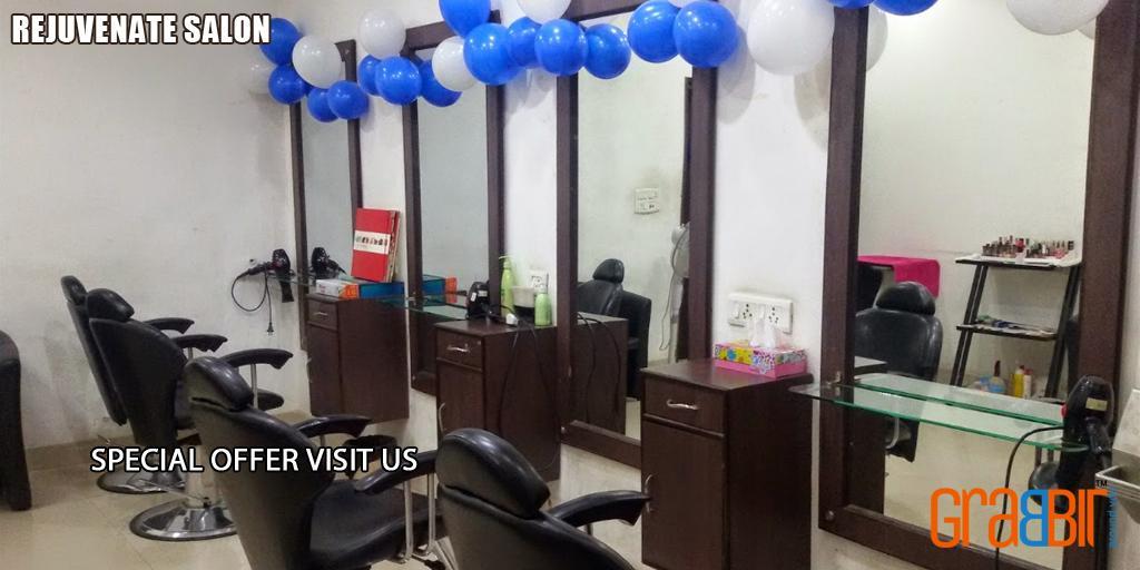 Rejuvenate Hair & Beauty Salon
