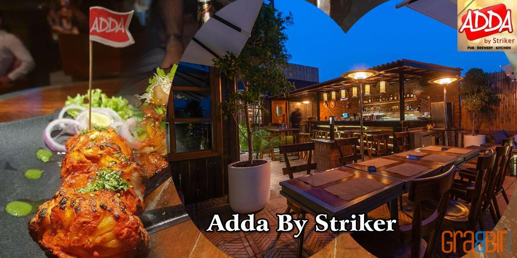 Adda By Striker