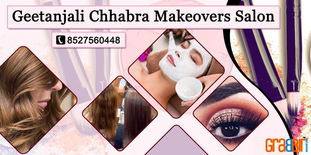 Geetanjali Chhabra Makeovers Salon