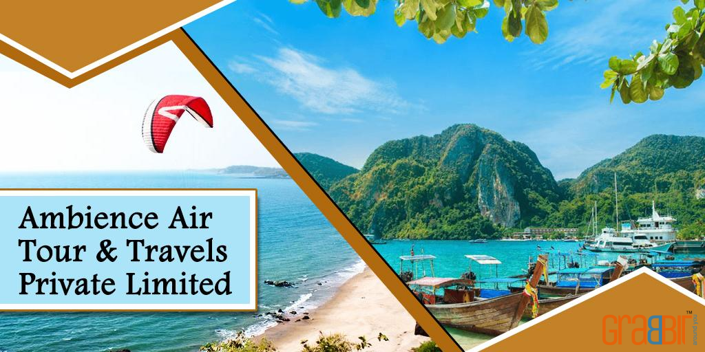 Ambience Air Tour & Travels Private Limited