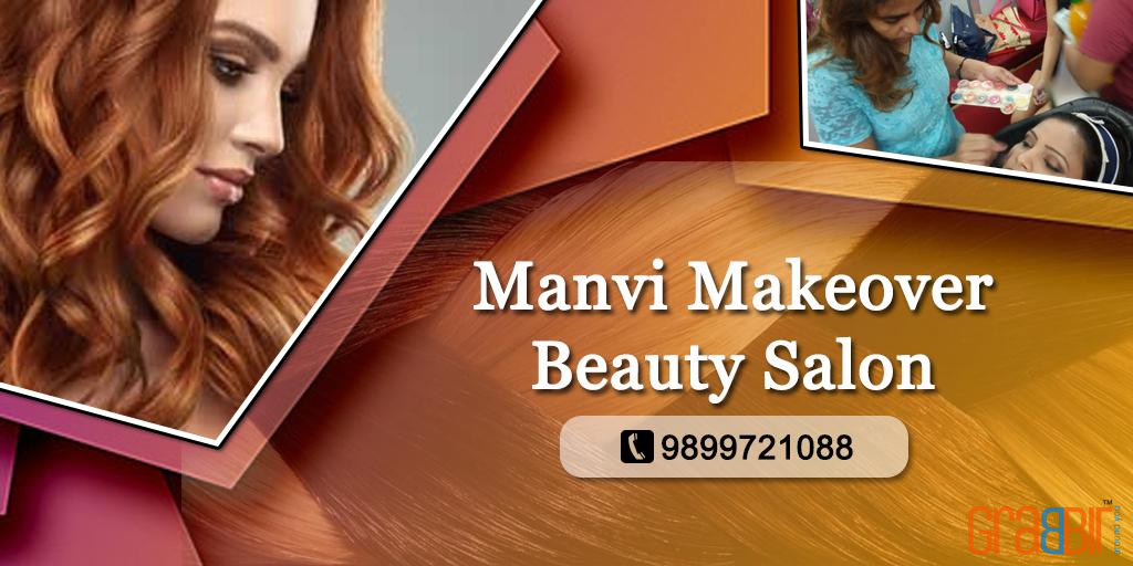 Manvi Makeover Beauty Salon