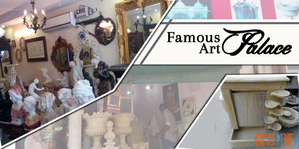 Famous Art Palace