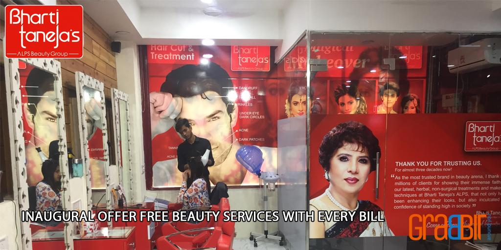 Bharti Taneja's  Alps Beauty Group