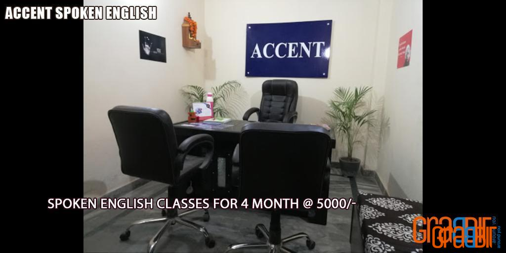 Accent Spoken English