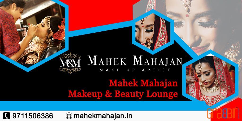Mahek Mahajan Makeup & Beauty Lounge