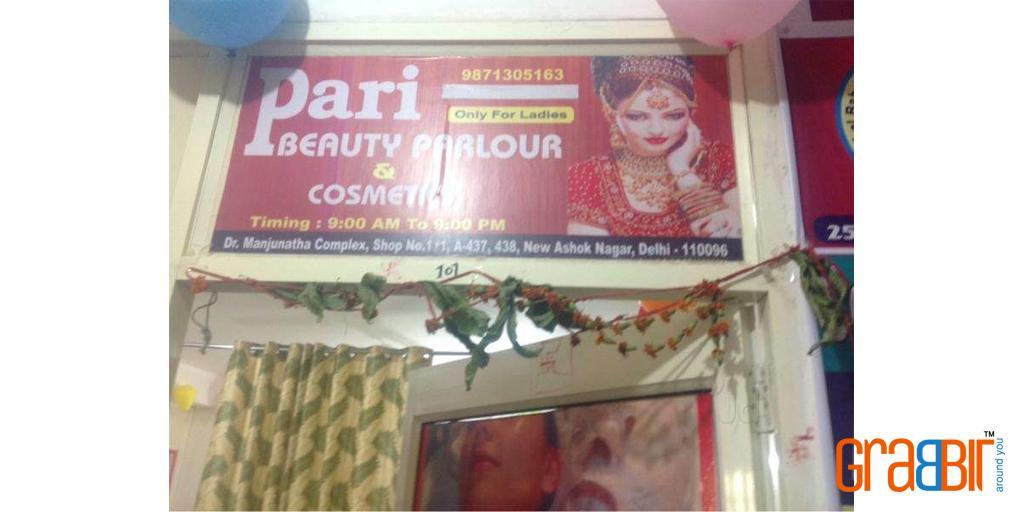 Pari Beauty Parlour & Cosmetics